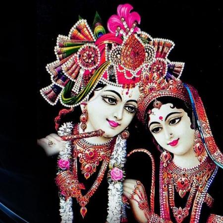 Lord Radha Krishna Hd Wallpaper Mirchistatus