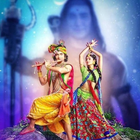 Radha Krishna Serial Images | Mirchistatus